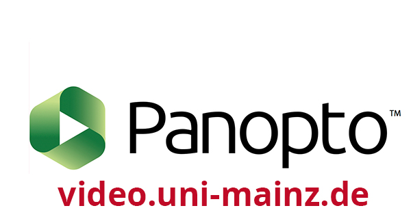 Panopto auf video.uni-mainz.de (Link zur Homepage)
